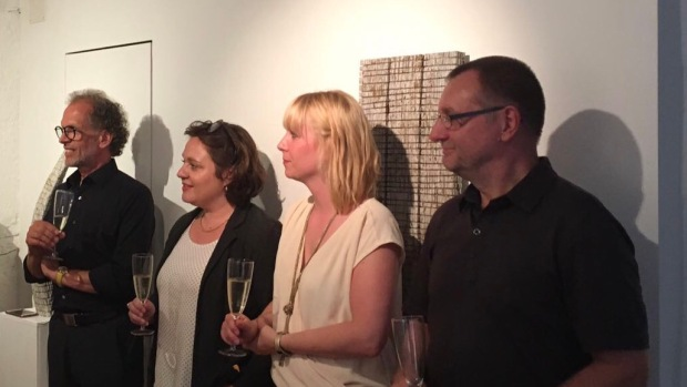 Patrizia & Dieter Kränzlein und Annina & Hans Thomann