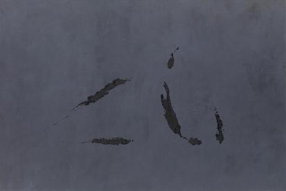 Judith Trepp, Untitled, 2010, Eitempera, Öl und Ölstift auf Leinwand, 80 x 120 cm, Rückseitig signiert