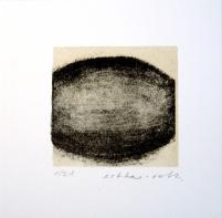 Esther Roth, aus Bild-Geschichten (L5), 1/21, 2012, 11.2 x 11 cm, Lithografie, Signiert