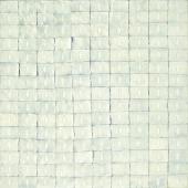 Esther Roth, Mondlicht, 2002, Acryl / Collage, 150 x 150 cm, Signiert