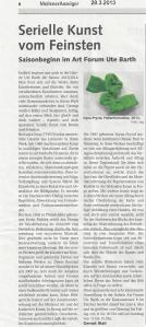 20130328_MeilenerAnzeiger_Mair Kopie Ausstellung Seriell Art forum ute barth