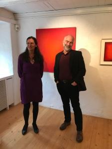 Meike Entenmann und Eberhard Rosd