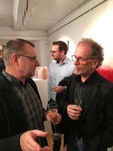 Hans Thomann und Dieter Kränzlein